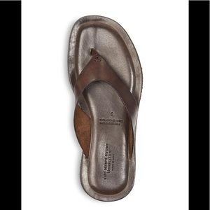 The Men's Store Bloomingdale's Leather Sandals
